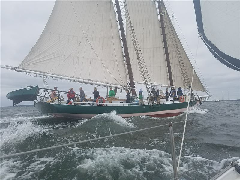 Pictures from the Great Chesapeake Bay Schooner Race 2017