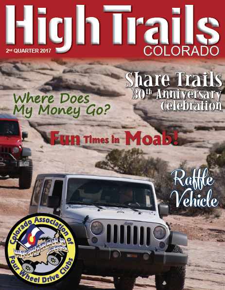 2nd Qtr 2017 High Trails Cover image