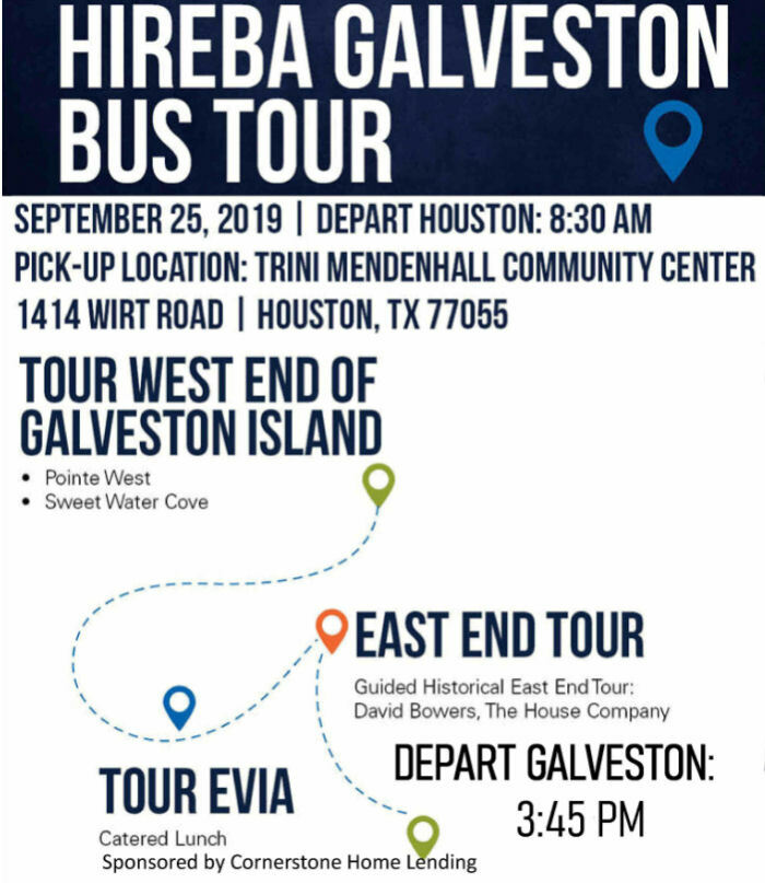 Galveston HIREBA 2019