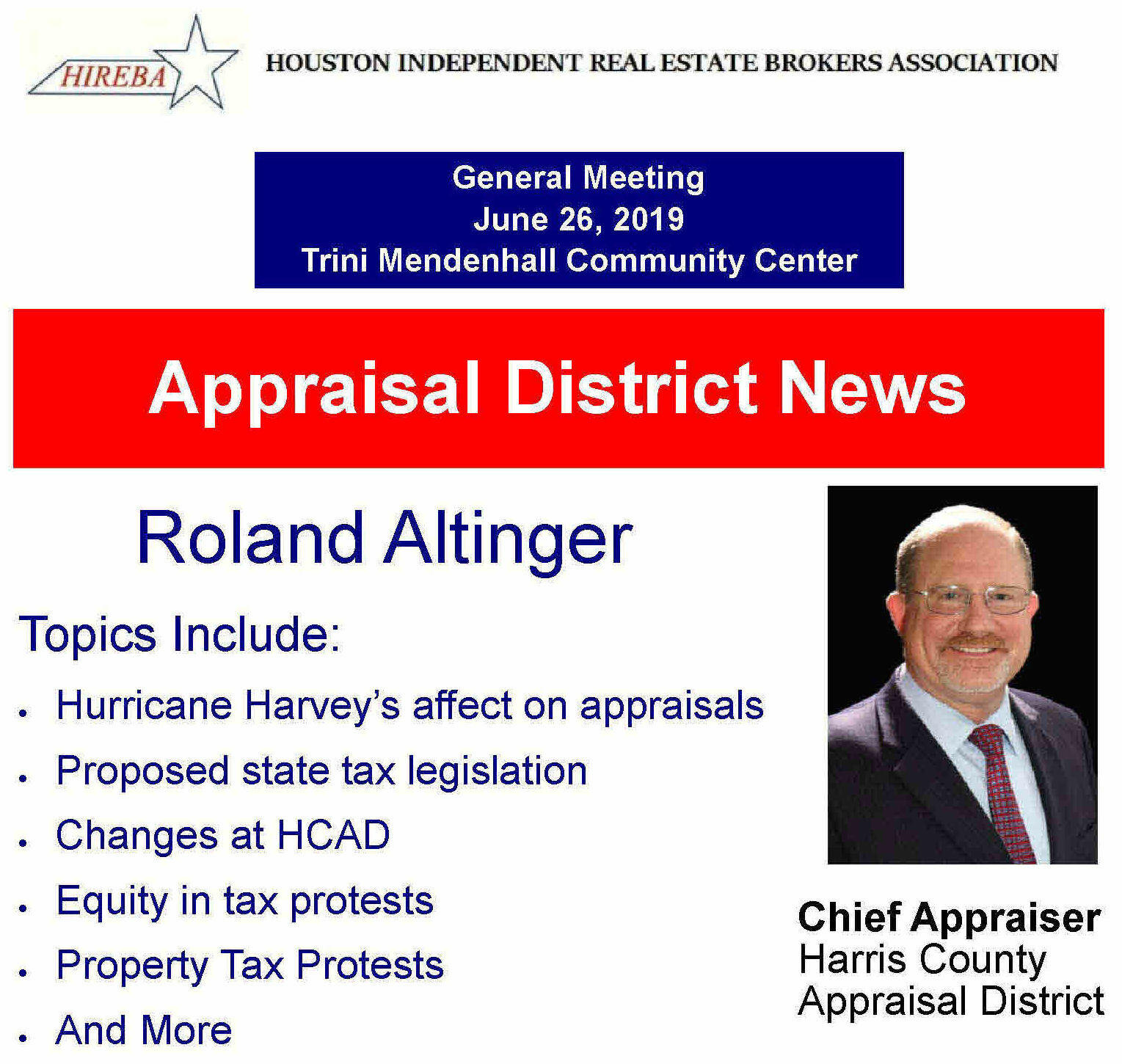 Roland Altinger - June 26, 2019