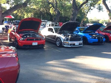 Lester's Automotive Annual Car Show in Boerne