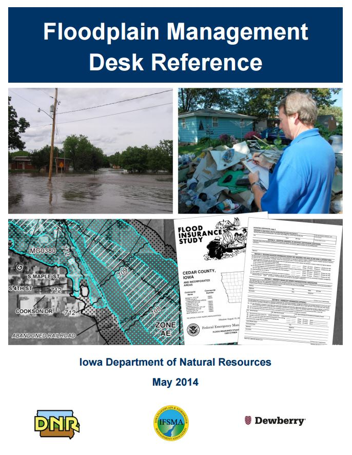 Iowa Floodplain Management Desk Reference