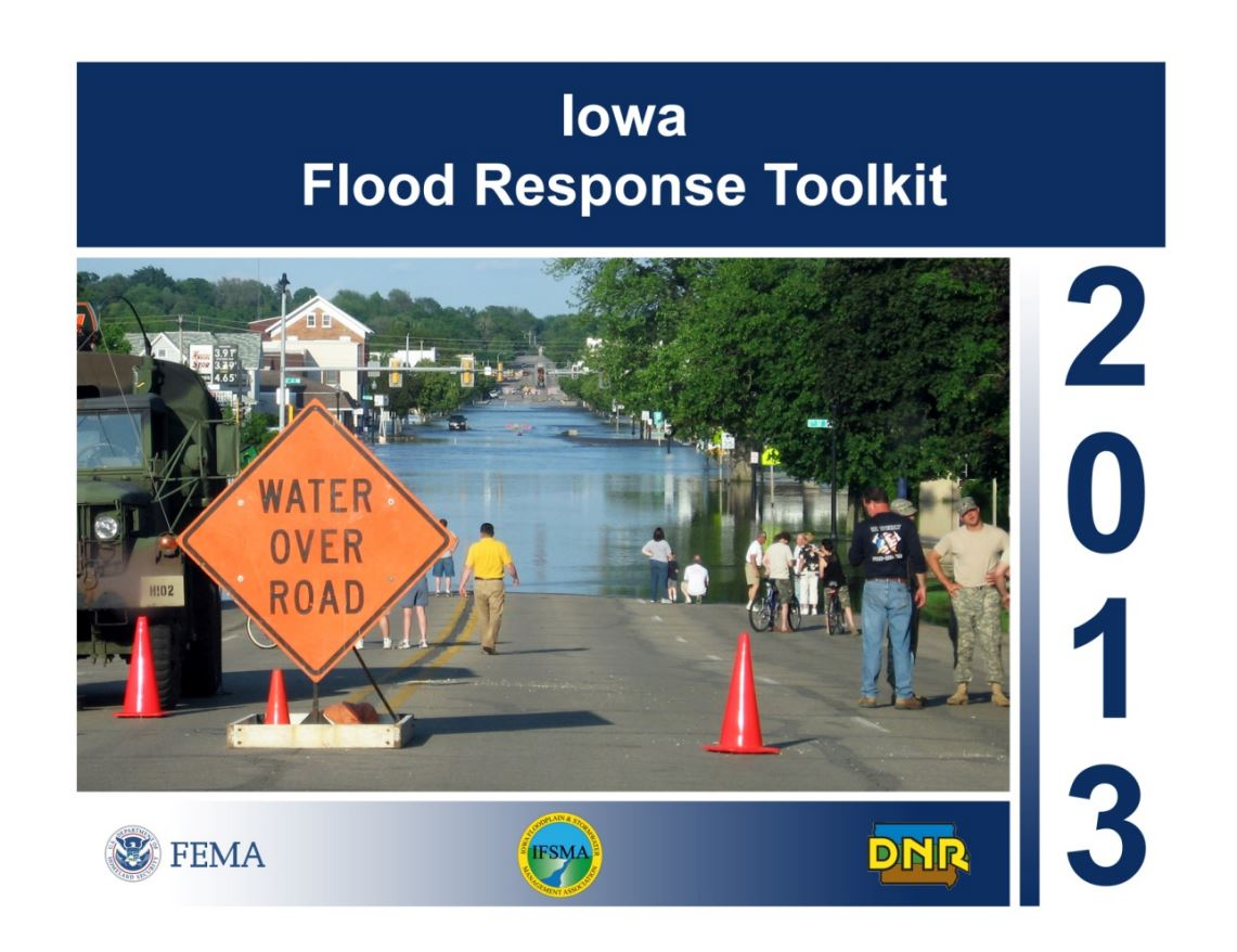 Iowa Flood Response Toolkit