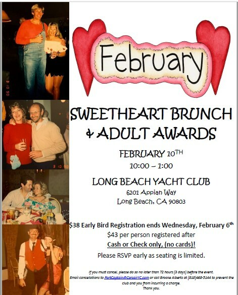 2019 February Brunch Flyer