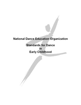 NDEO, Standards for Dance in Early Childhood