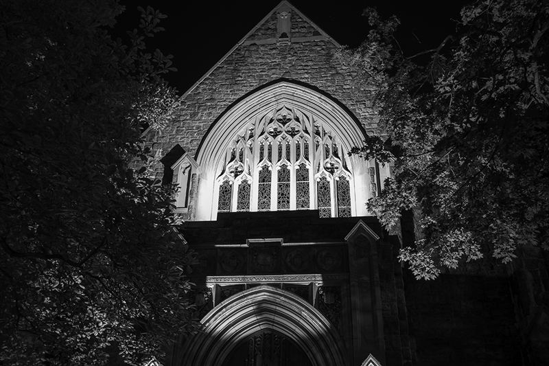 Night photography mentoring at St Bartholomew's with Peter Nagy