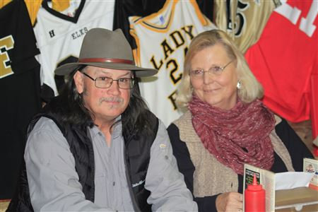 Pictures from the CTAS Christmas Party at the Feed Mill restaurant in Gatesville, TX