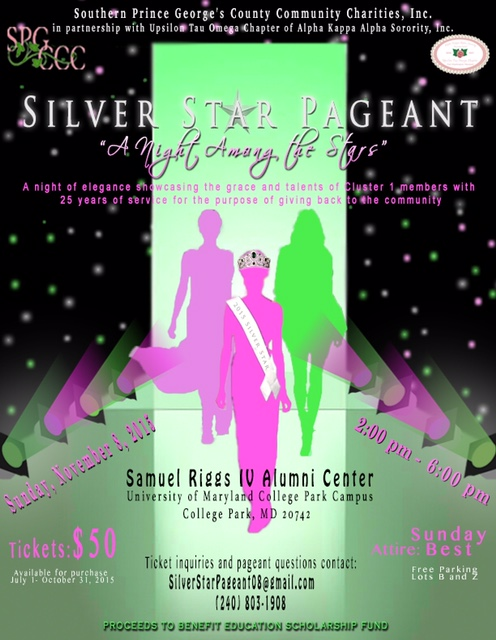 Silver Star Pageant