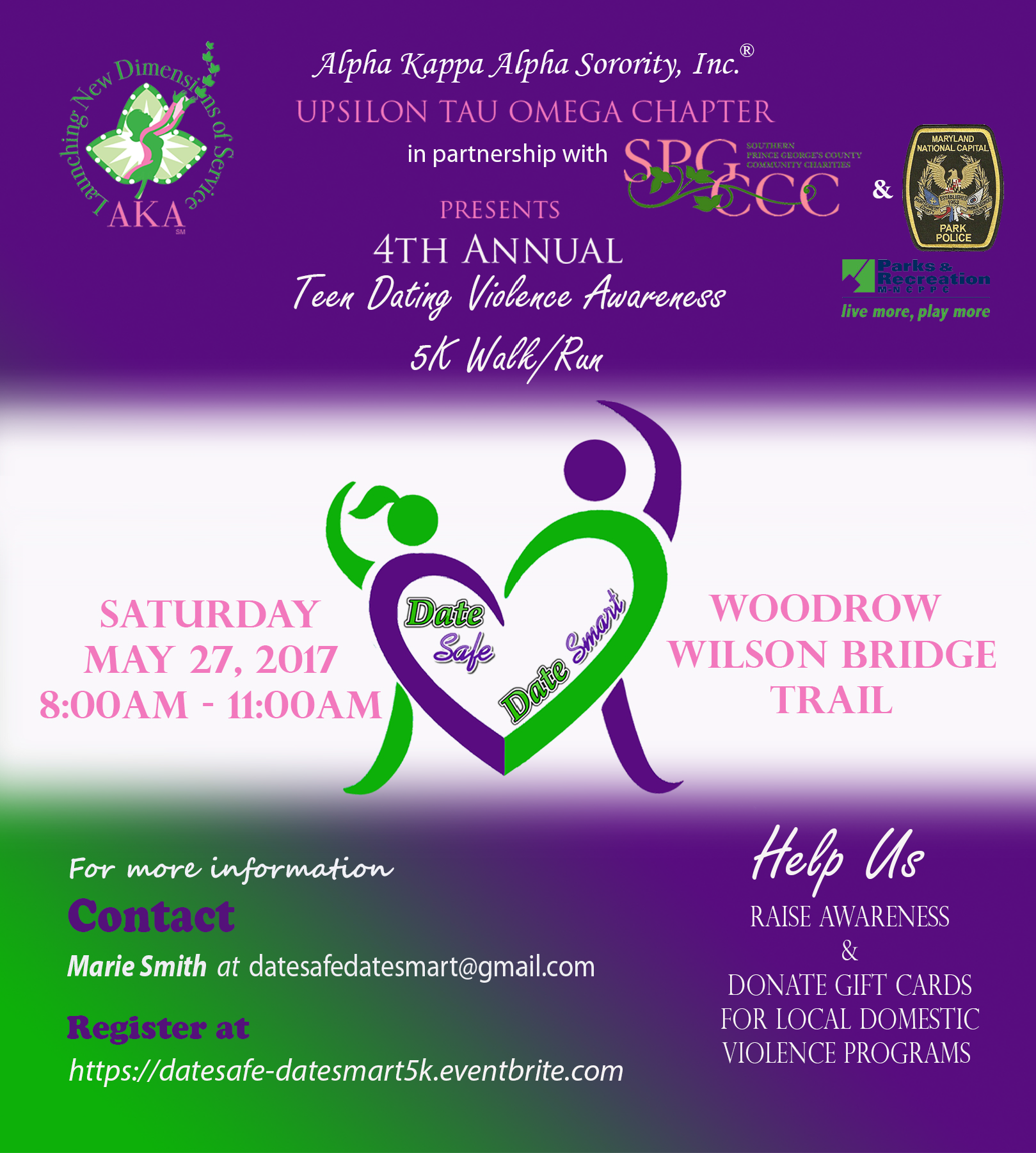 2017 Teen Dating Violence Walk
