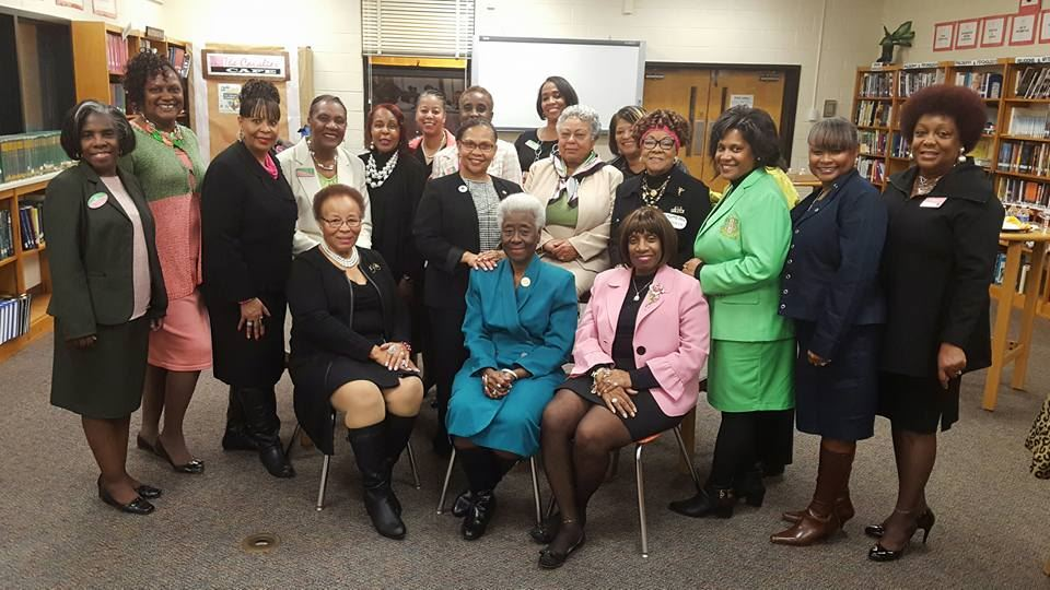 In 1997, thirty-nine sorority members chartered the Upsilon Tau Omega Chapter of Alpha Kappa Alpha Sorority, Incorporated in Prince George's County, Maryland. UTO celebrates our charter members.
