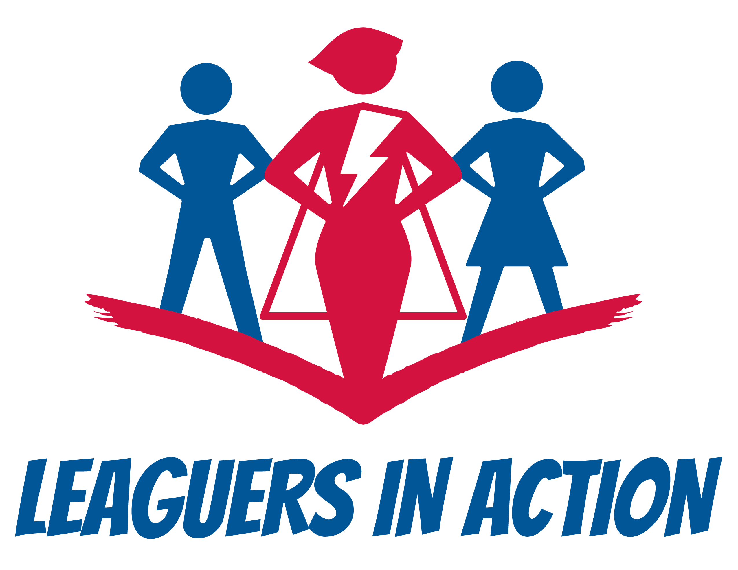 Leaguers In Action transparent logo