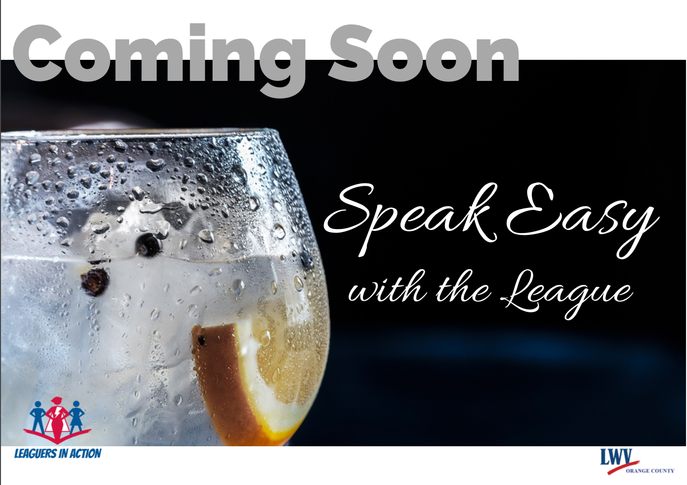 speak easy promo