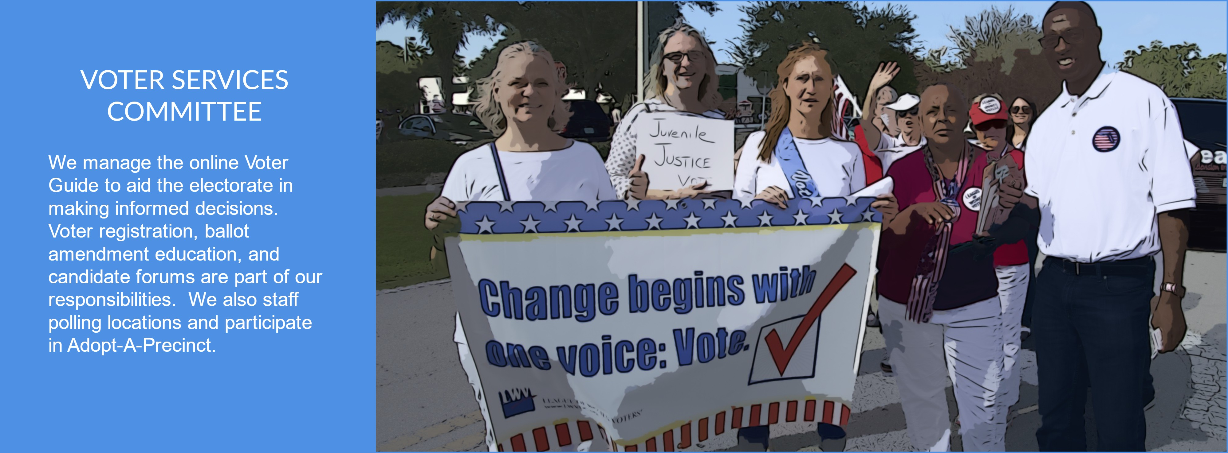 League Of Women Voters Orange County Natural Resources Committee