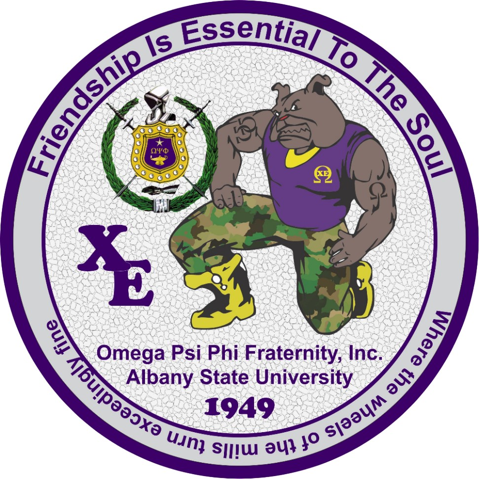 The Mighty Chi Epsilon Chapter
