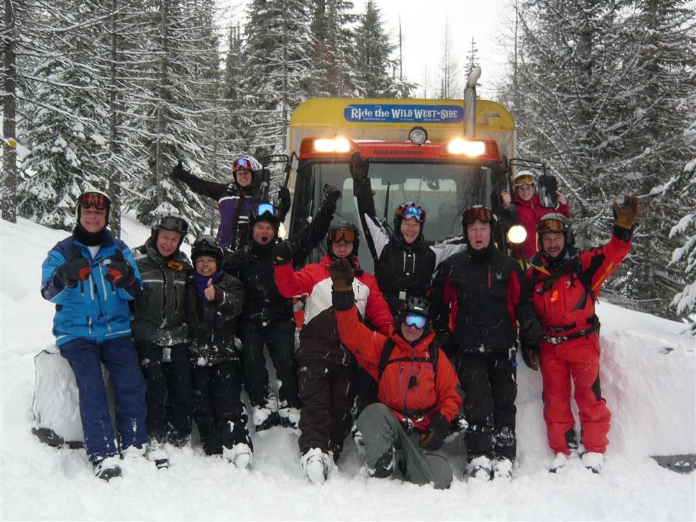 Pictures from Past Skihawk Trips and Activities