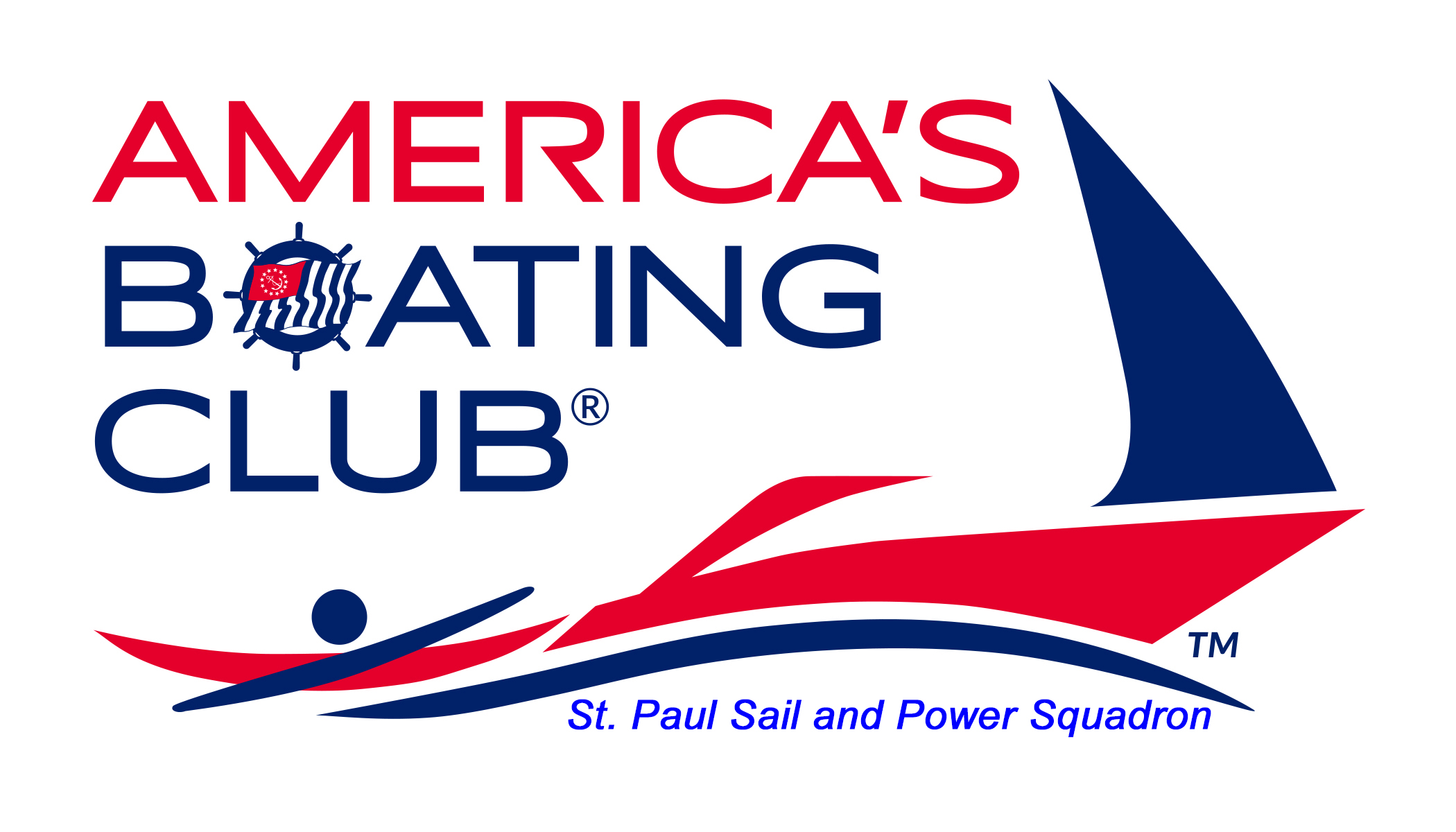 St. Paul Sail and Power Squadron Logo