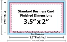 Program Ad - Business Card - click to view details