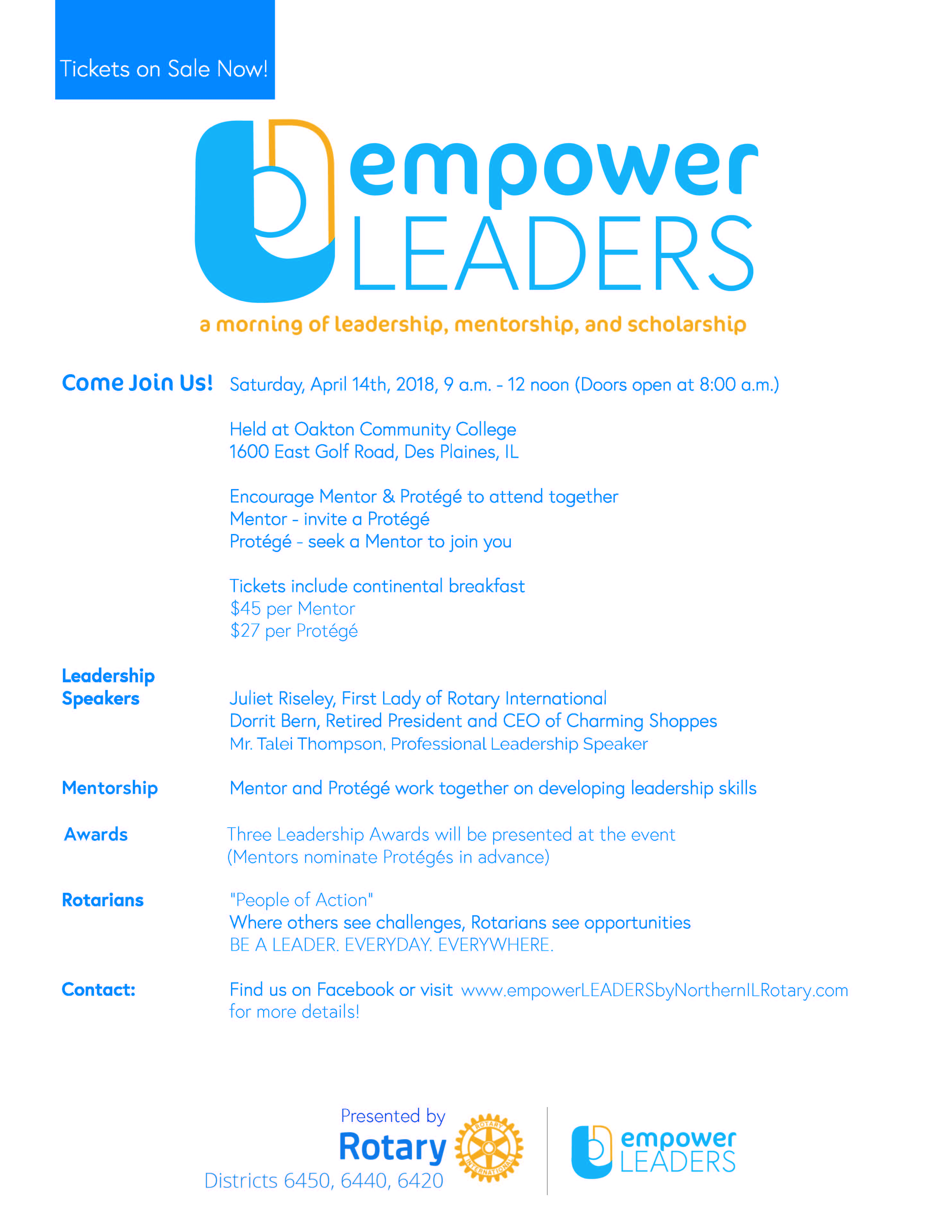 Empower Leaders 3-12-18