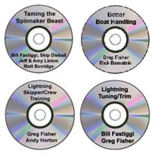 Box Set - All 4 Lightning Training DVDs - click to view details