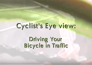 Cyclists Eye View Part 1