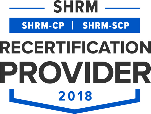 SHRM 2018 Recertification Provider