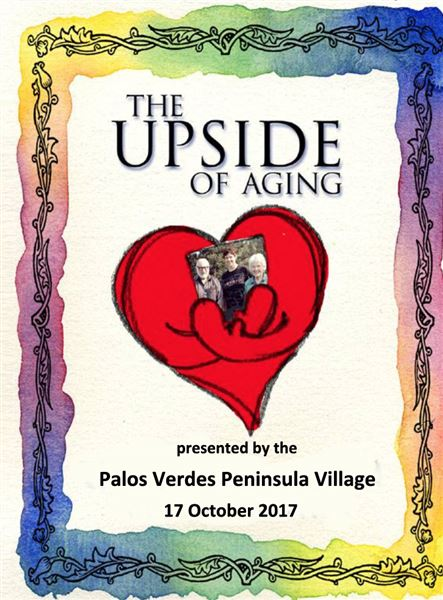 More than 300 members and guests gathered to hear a discussion of the Upside of Aging. This is the second annual presentation of this popular subject.
