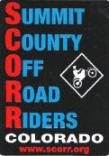 Summit County Off Road Riders