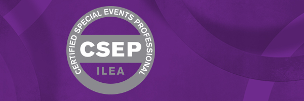 СSEP: Certified Special Events Professional