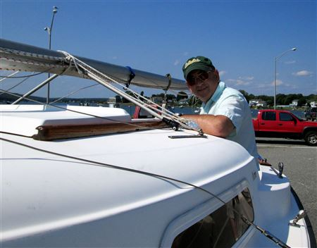 Pictures of the 2014 Mariner Rendezvous, August 1-3, 2014.