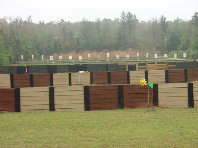 Outdoor Rifle Range