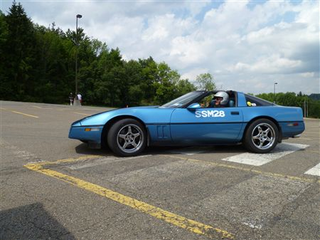Photos from BU Autocross on 08/11/12