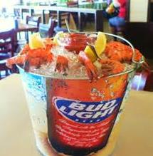 Shrimp Bucket