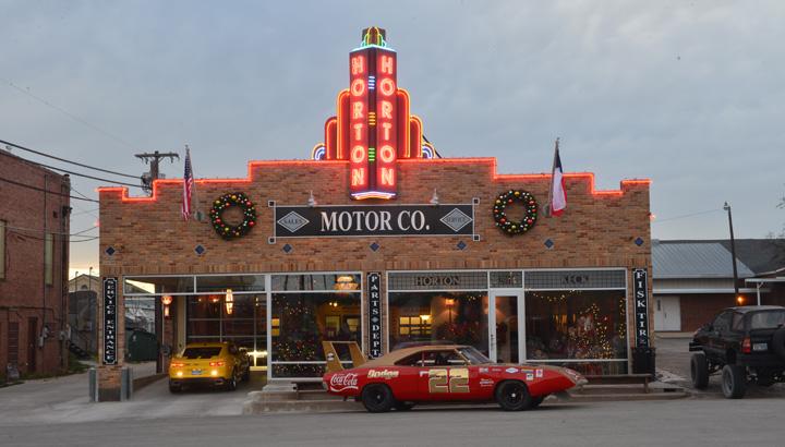 Horton Classic Car Museum Texas