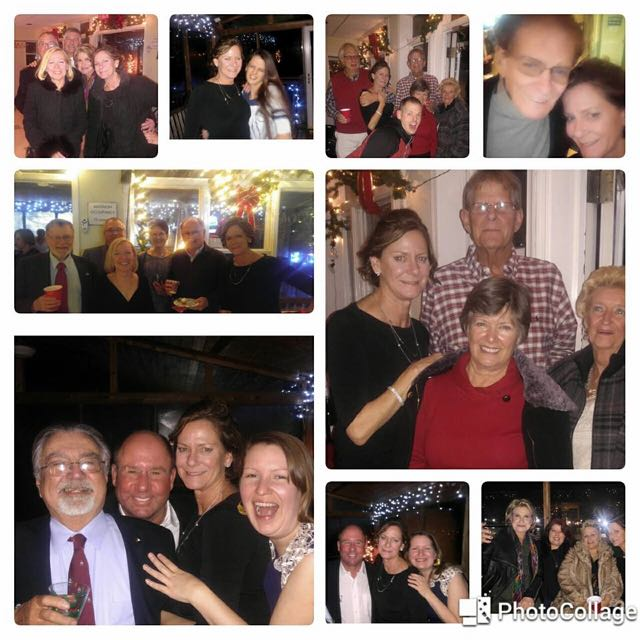 Holiday Party Photo Montage