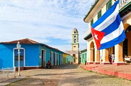 "<font face=""arial"" color=""#CF7829"">2014 </font><br /> DISCOVER CUBA WITH EARTHBOUND"