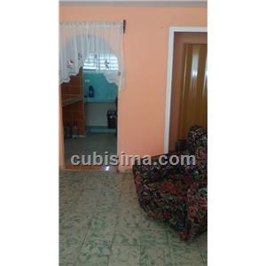 apartamento de 2 cuartos 9000 cuc  en calle 6 oeste guantánamo, guantánamo