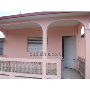 casa de 2 cuartos 22000 cuc  en calle 46  madruga, mayabeque
