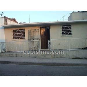 casa de 1 cuarto 6500 cuc  en calle h santiago, santiago de cuba