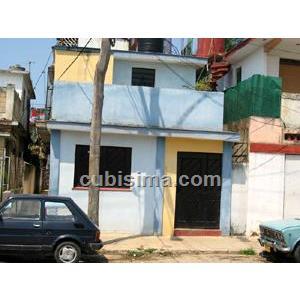 casa de 2 cuartos 25000 cuc  en calle 86 ampliación de almendares, playa, la habana
