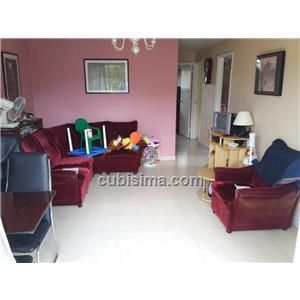 apartamento de 2 y medio cuartos 50000 cuc  en plaza, la habana