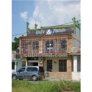 casa de 5 cuartos 1 cuc  en calle manglar  matanzas, matanzas