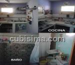 apartamento de 2 cuartos 15000 cuc  en calle fabrica luyanó, 10 de octubre, la habana