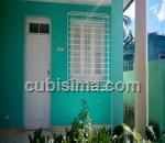 casa de 2 cuartos en calle 68  san josé de las lajas, mayabeque