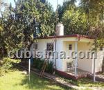 casa de 2 cuartos en calle avenida 9  santa cruz del norte, mayabeque