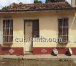 casa de 2 cuartos $29,000.00 cuc  en calle frank hilagdo gato trinidad, sancti spíritus
