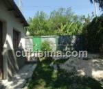 casa de 1 cuarto $8,500.00 cuc  en villa maría, guanabacoa, la habana