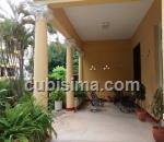 casa de 5 cuartos $21.00 cuc  en vedado, plaza, la habana