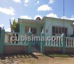 casa de 2 cuartos $9,000.00 cuc  en calle jose marti nuevitas, camagüey