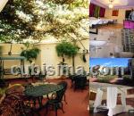 casa de 8 cuartos $420.00 cuc  en vedado, plaza, la habana