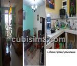 apartamento de 3 cuartos $50,000.00 cuc  en calle zanja no. 855 pueblo nuevo, centro habana, la habana